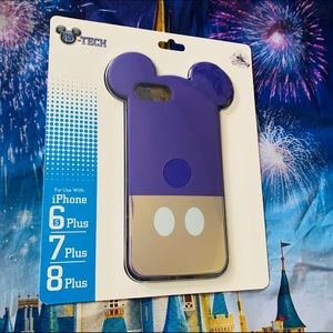 Mickey Mouse ears Iphone Case